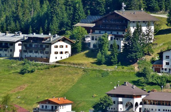 Fotografie hotelů: Gasthof Alpenrose, Spiss