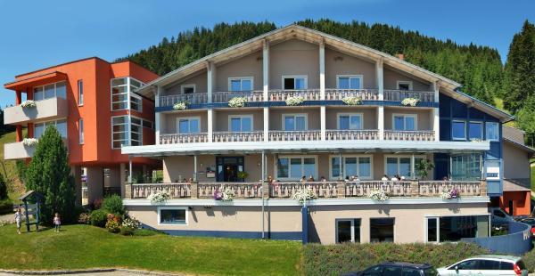 Hotellikuvia: Hotel Alpengasthof Hochegger, Klippitztorl