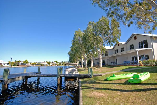 Hotelbilleder: Noosa Entrance Waterfront Resort, Noosaville