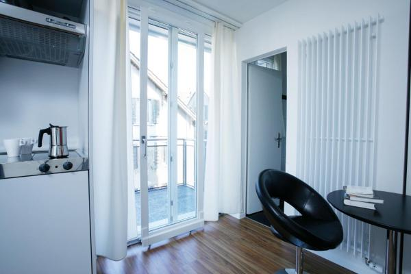 Superior Studio with Balcony