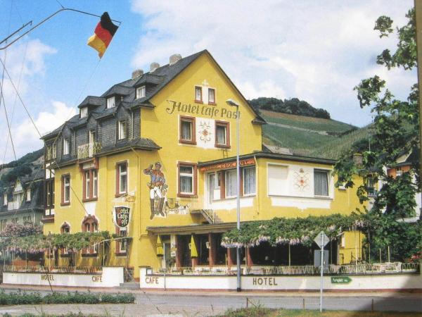 Hotel Pictures: Hotel Café Post, Rüdesheim am Rhein