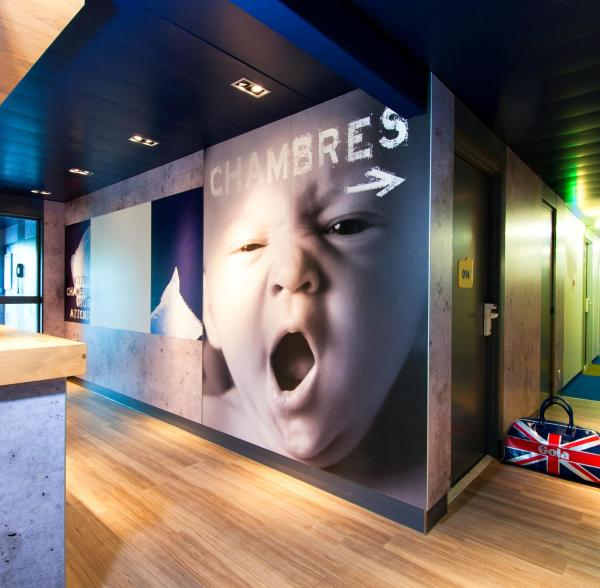 Hotel Pictures: ibis budget Velizy, Vélizy-Villacoublay