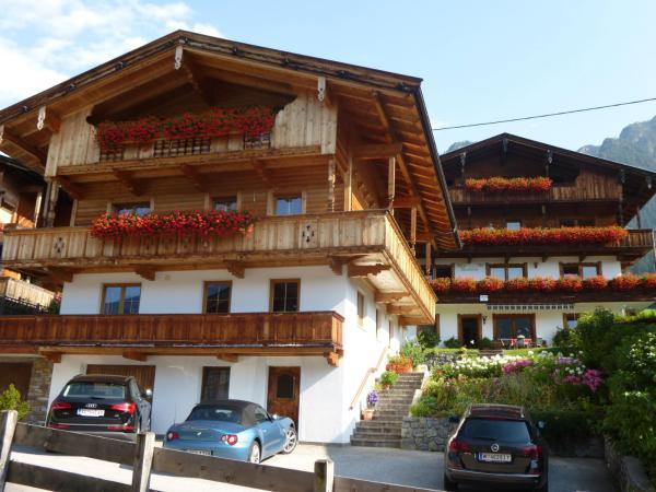 Foto Hotel: Haus Gmahblick, Alpbach