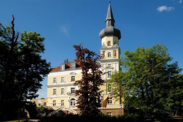 Hotelbilleder: Hotel Schloss Schwarzenfeld, Schwarzenfeld