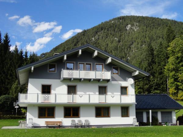 酒店图片: Gästehaus Bergrast, 斯拉德明