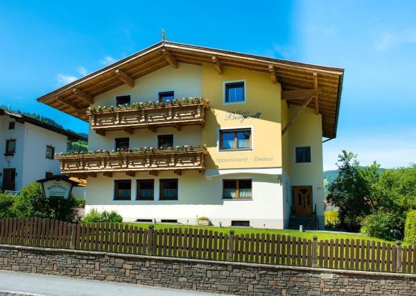 Hotel Pictures: Gästehaus Bergwelt, Niederau