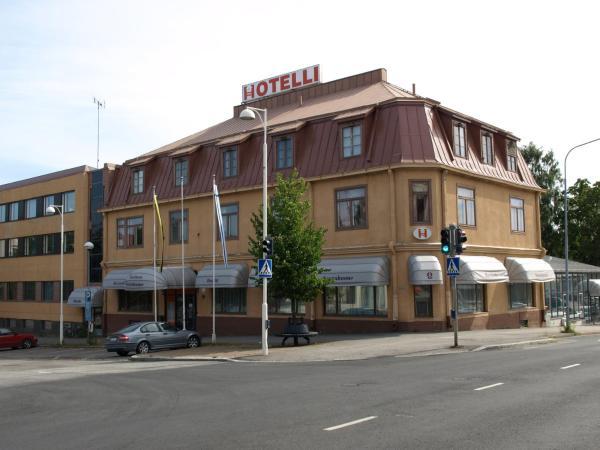 Hotel Pictures: Hotelli Iisalmen Seurahuone, Iisalmi