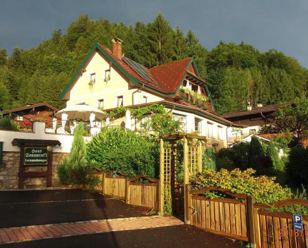 Hotel Pictures: Haus Sonnwinkl, Sankt Gilgen