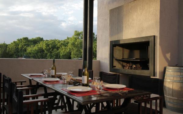 Hotellikuvia: Plaza Paradiso Petit Hotel, Chacras de Coria