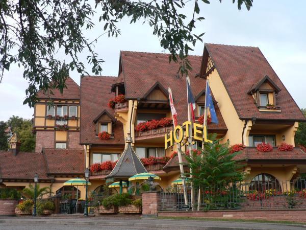 Hotel Pictures: , Mittelwihr