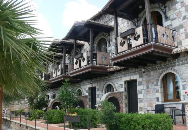 Zdjęcia hotelu: Rooms Sarajet e Pashait, Dhërmi