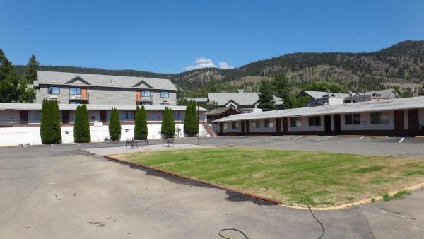 Hotel Pictures: Sportman's Motel, Merritt