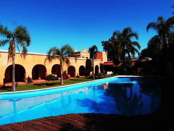 Foto Hotel: Hacienda Don Justo Hotel Boutique Spa, Colón