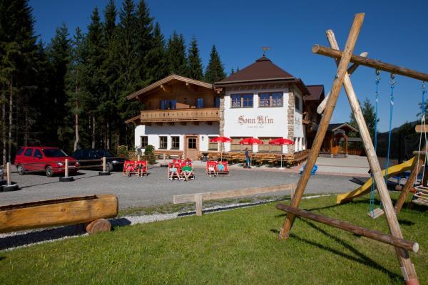 Hotellikuvia: Sonnalm, Altenmarkt im Pongau