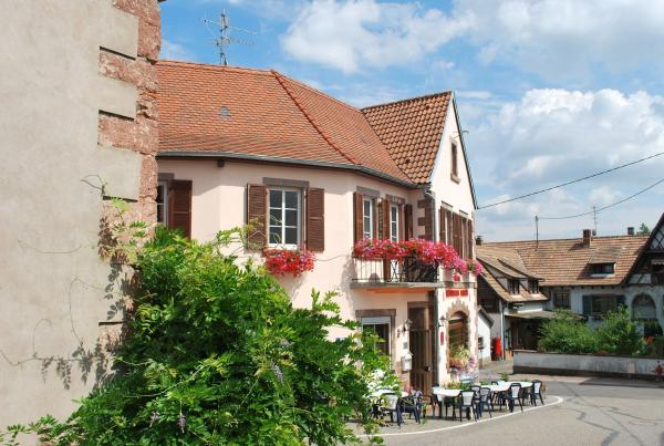 Hotel Pictures: , Saint-Jean-Saverne