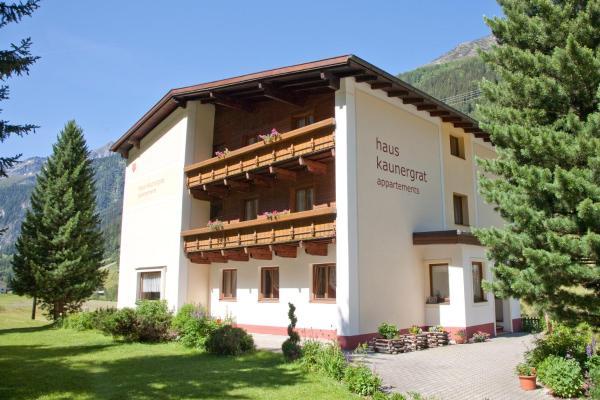 Hotellbilder: Haus Kaunergrat, Kaunertal