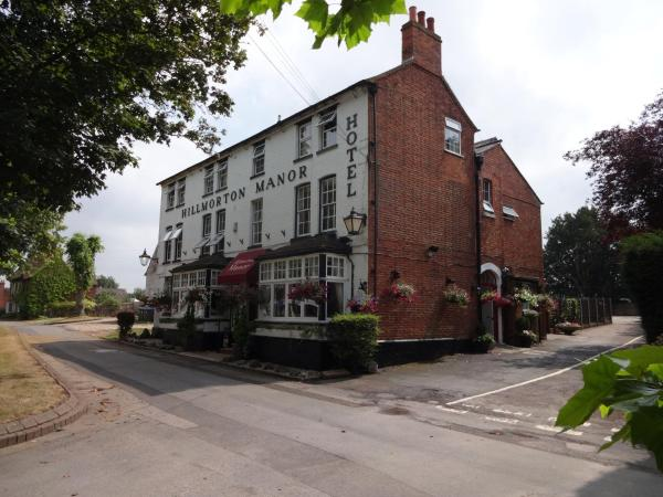 Hotel Pictures: The Hillmorton Manor Hotel, Rugby