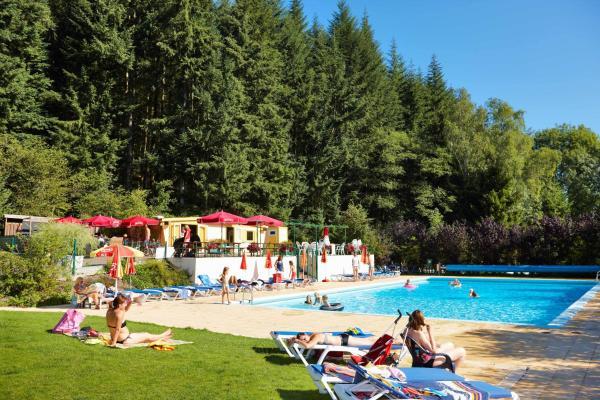 Hotellikuvia: Camping Parc la Clusure, Bure