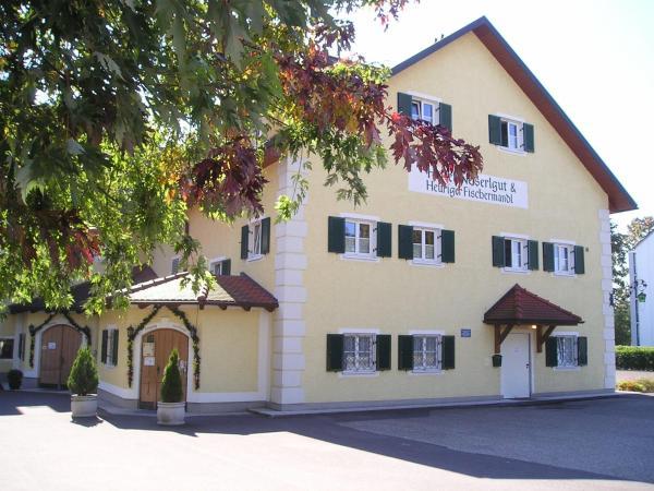 Hotelbilleder: Hotel Garni Nöserlgut, Linz