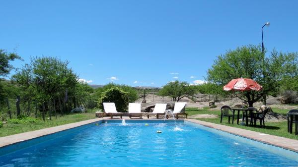 Fotografie hotelů: Rancho Escondido, Mina Clavero