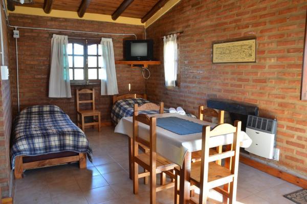 ホテル写真: Complejo de Cabañas Tierra Nuestra, Mina Clavero