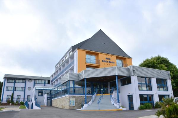 Hotel Pictures: Hotel Sainte-Marine, Crozon