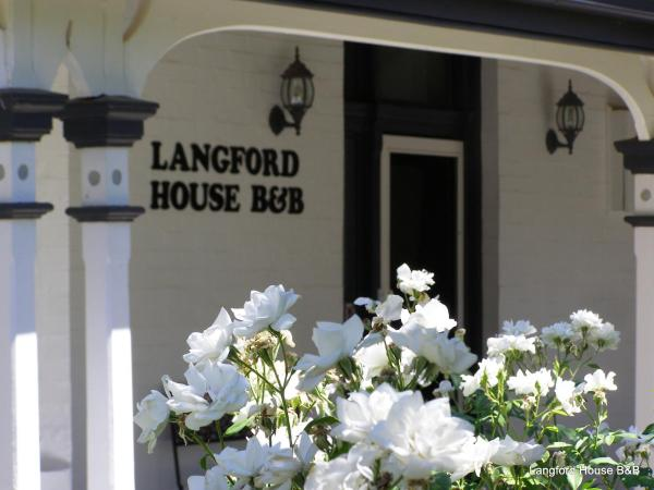 ホテル写真: Langford House B&B, Tocumwal