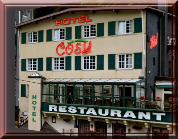 Hotelfoto's: Hotel Cosy, Bouillon