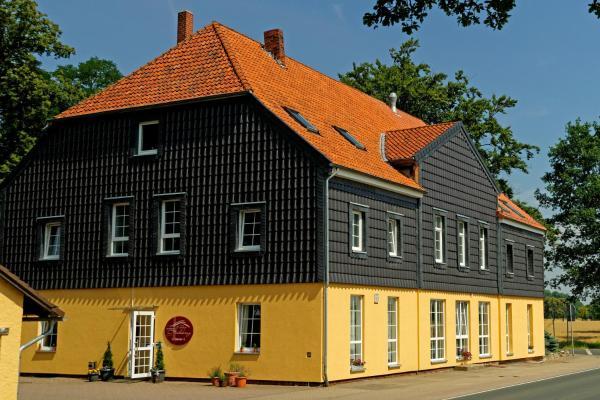 Hotelbilleder: Landhaus Heidekrug, Hildesheim