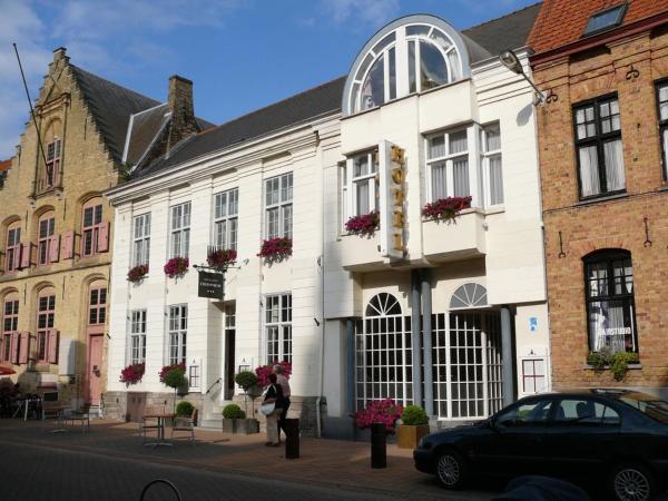 Hotelbilleder: Hostellerie Croonhof, Veurne