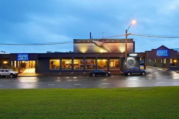 Φωτογραφίες: Mid City Motel Warrnambool, Γουόρναμπουλ
