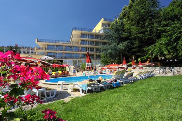 Hotellikuvia: Hotel Gradina, Kultahietikko