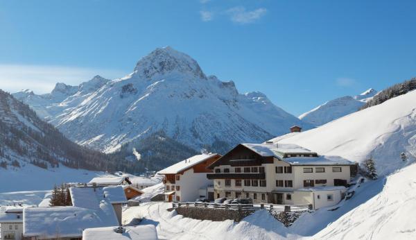 Fotos de l'hotel: Pension Gradenburg, Lech am Arlberg