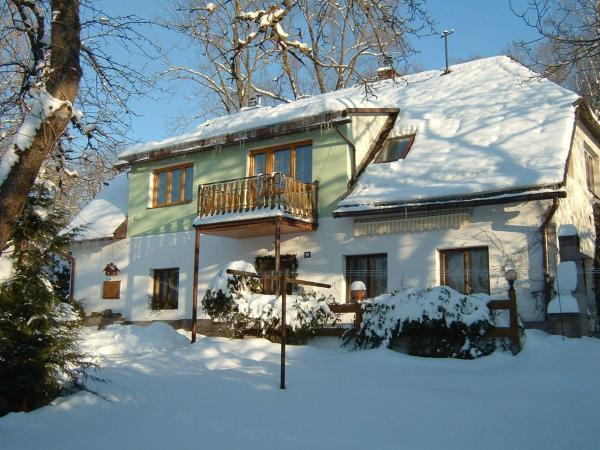 Hotel Pictures: Chalupa Horní Lánov, Dolni Dvur