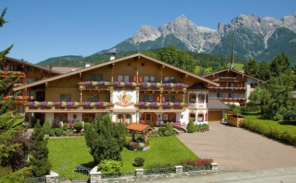 Фотографии отеля: Apartment Erlach-Palfinger, Мариа-Альм