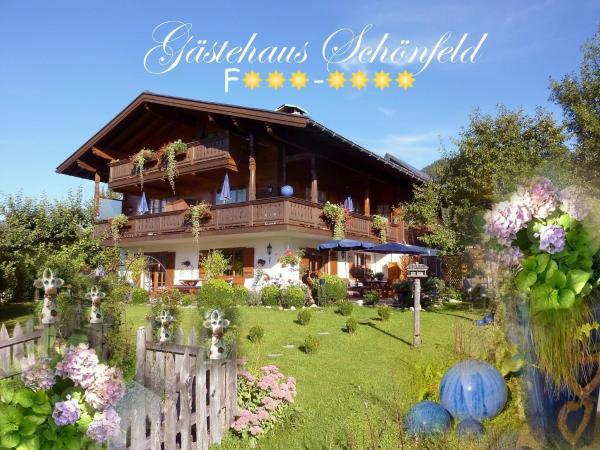 Hotel Pictures: Gästehaus Schönfeld, Reit im Winkl