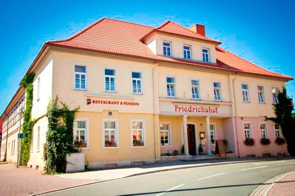 Hotelbilleder: Pension Friedrichshof, Bad Klosterlausnitz