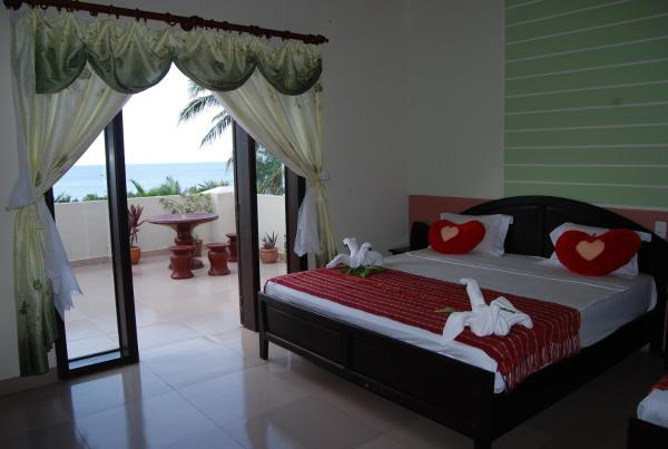 VIP Suite with Sea View