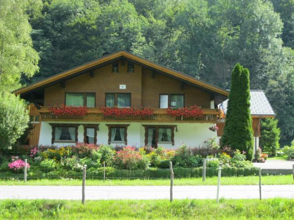 Fotografie hotelů: Appartements Bischof, Mellau