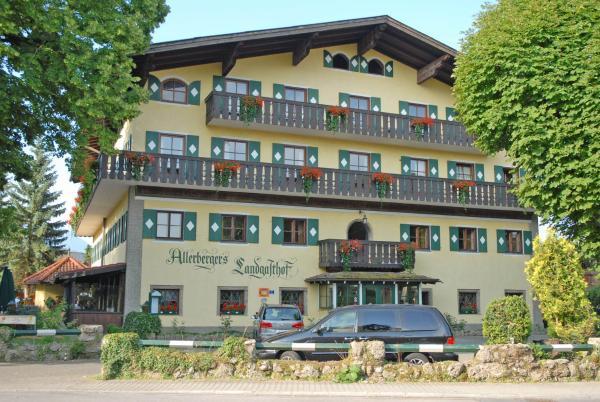 酒店图片: Landgasthof Allerberger, 瓦兹
