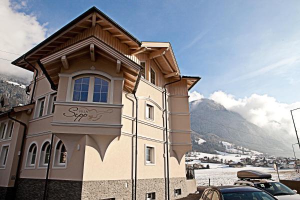 ホテル写真: Villa Sepp, Ramsau im Zillertal
