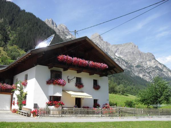 Hotelbilder: Pirschenhof, Gschnitz