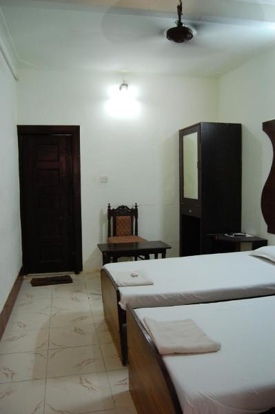 Executive Double or Twin Room with Fan