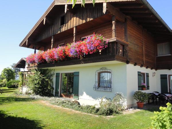 Hotel Pictures: Ferienwohnung Riesemann, Taching am See