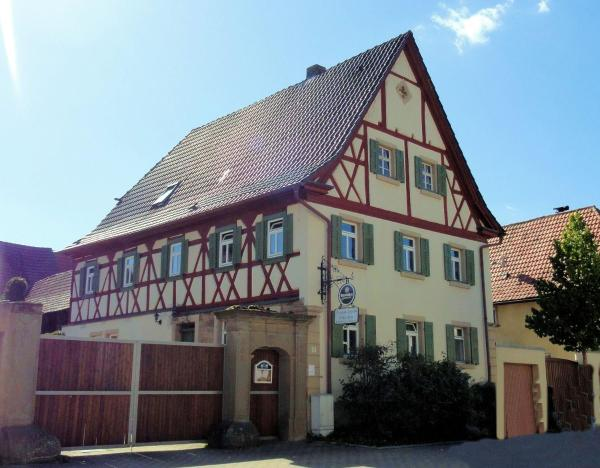 Hotelbilleder: Zehnthof, Geldersheim