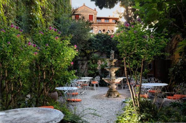Hotellikuvia: Hotel Flora, Venetsia