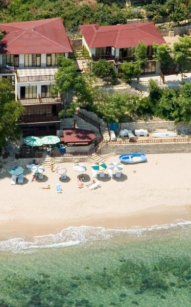 Hotellikuvia: Morski Briag Hotel, Kultahietikko