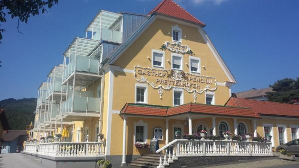 Hotellikuvia: , Wenigzell