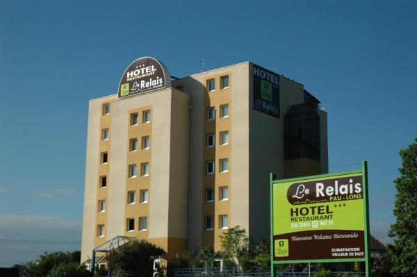 Hotel Pictures: Hôtel Restaurant Le Relais - Pau Nord, Lons