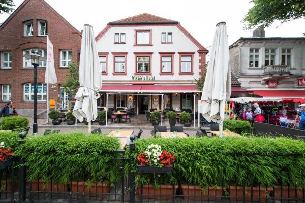 Hotel Pictures: Wissers Hotel, Burg auf Fehmarn